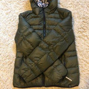 MNY winter coat.